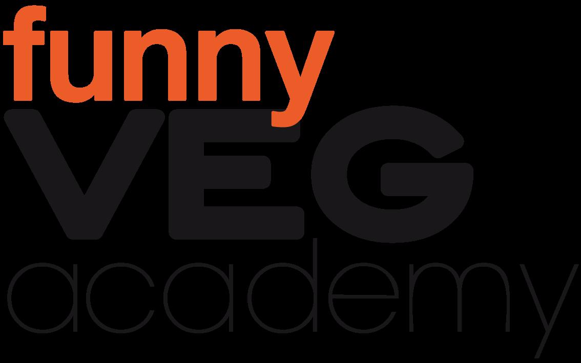 logo funny veg