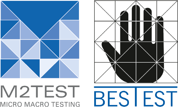 logo m2test e besttest