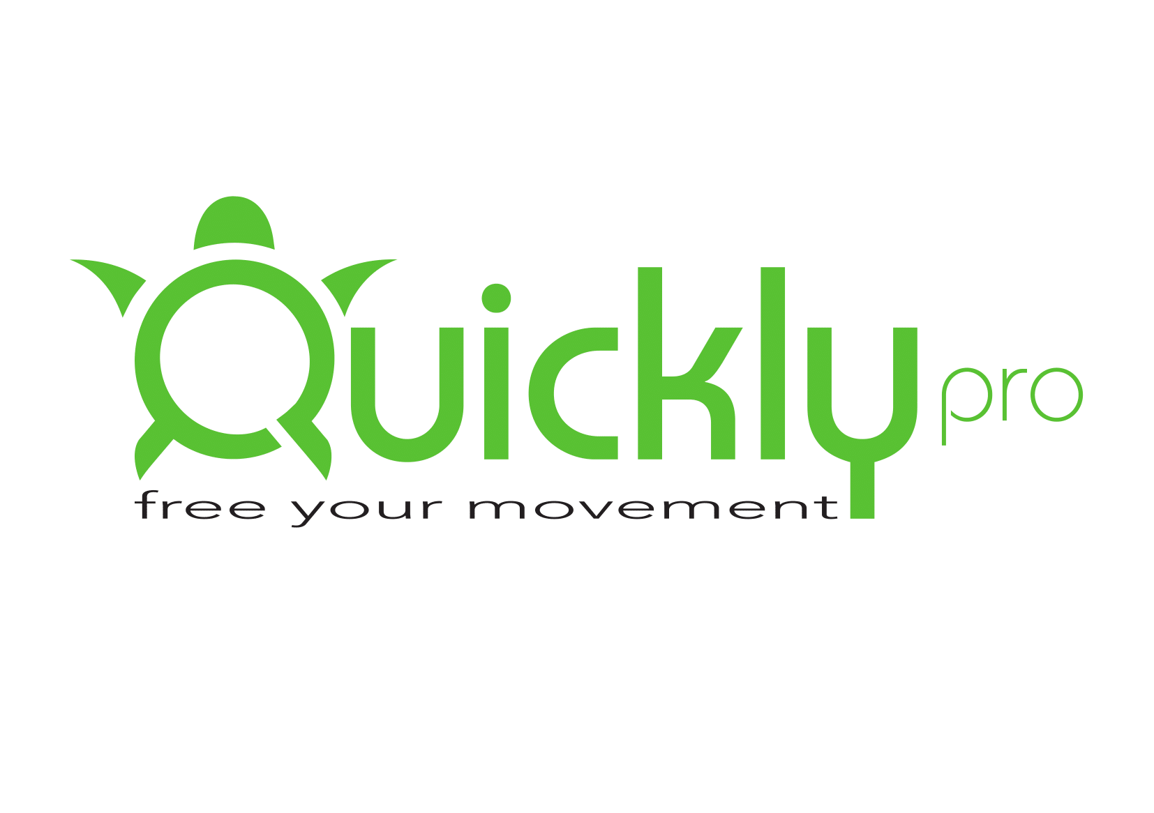 logo quickly