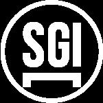 Logo Bianco SGI footer